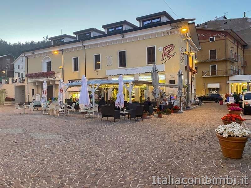 Roccaraso - piazza principale