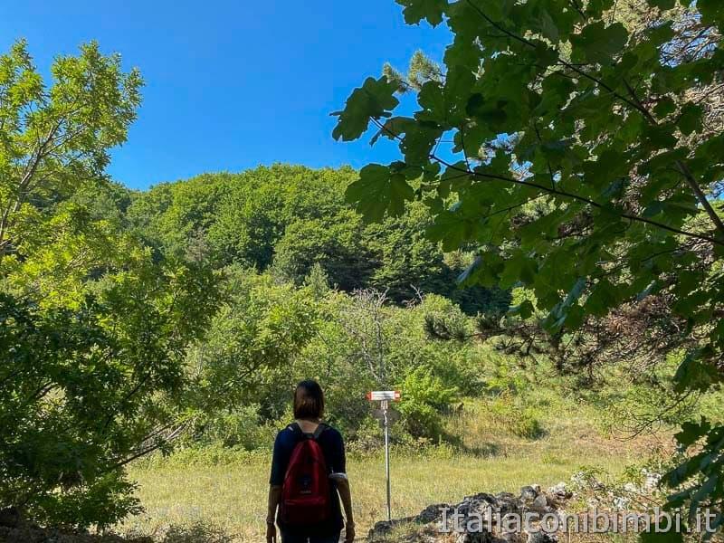 Roccaraso - sentiero 103 - io