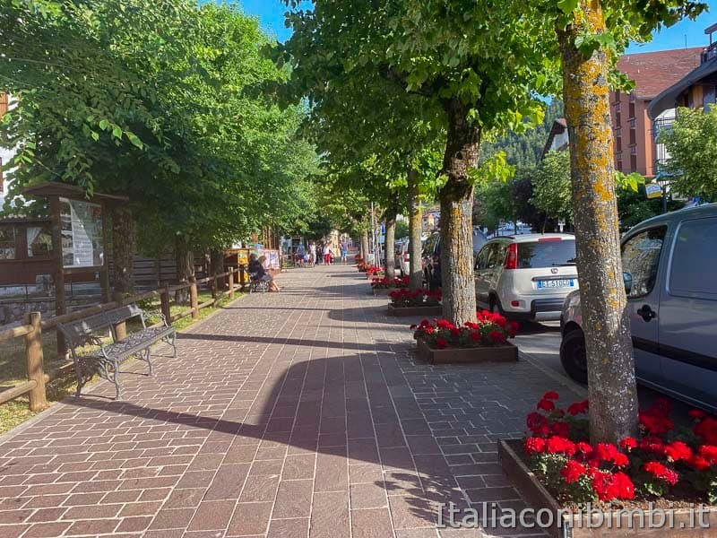 Roccaraso - viale principale