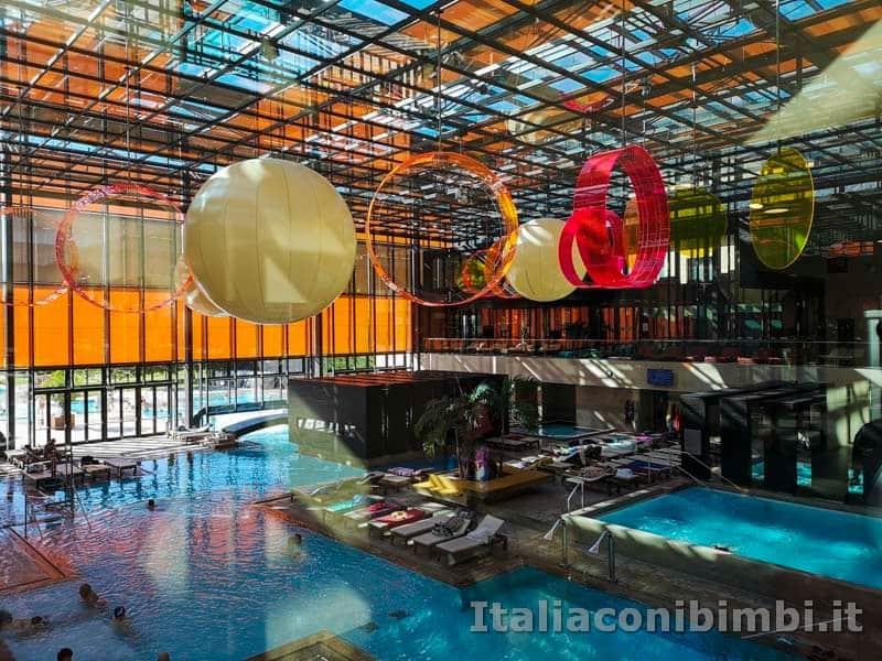 Terme di Merano - piscine interne