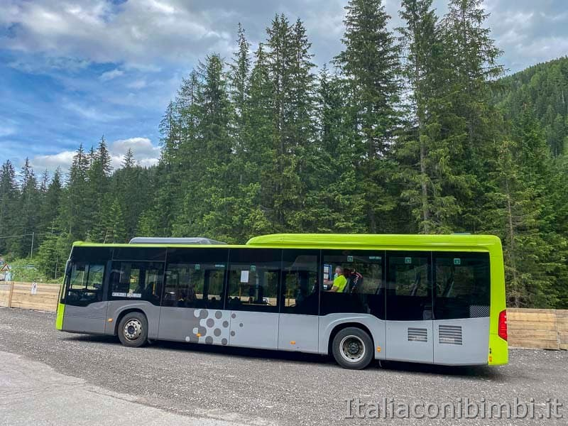 Val Fiscalina - autobus