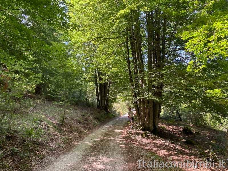 Val Fondillo - sentiero F2 io