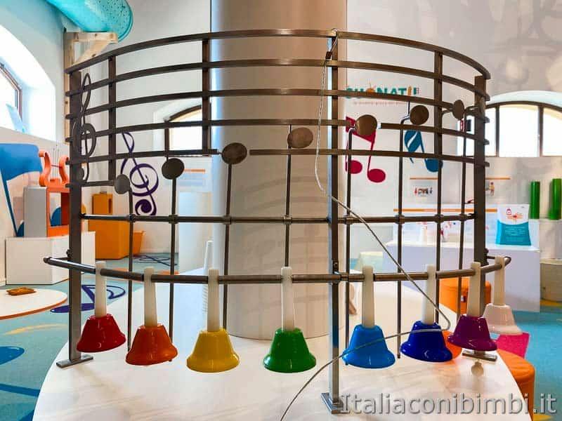 Children's Museum - mostra Suonati