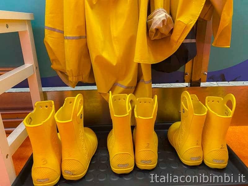 Children's Museum - stivali di gomma