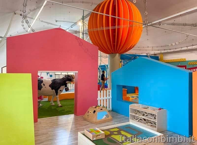 Children's Museum - zona 0-3