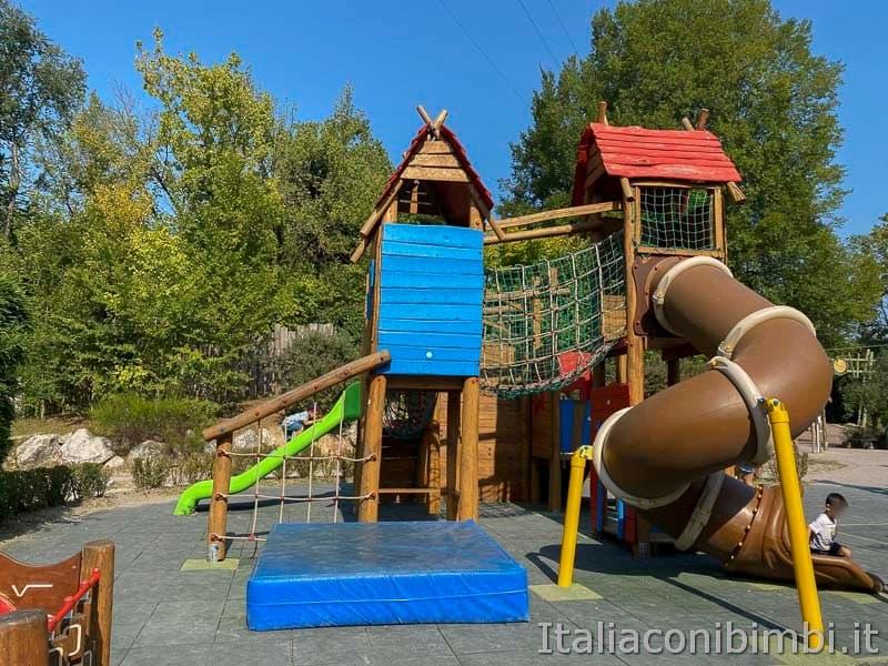 Parco Natura Viva - area giochi