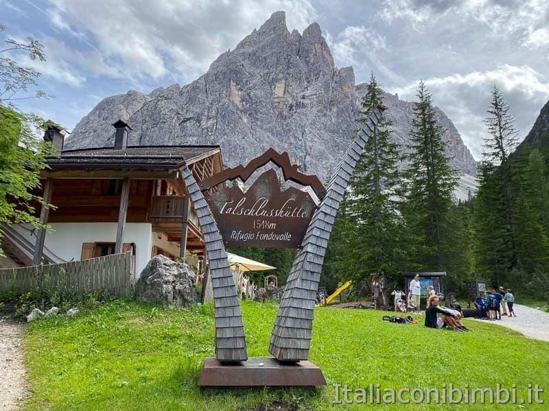 Val Fiscalina - Rifugio Fondovalle