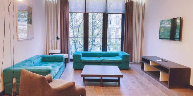 Duparc Suites - salotto