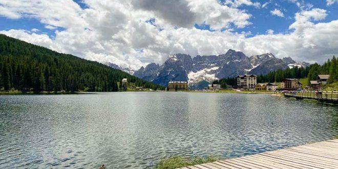 Lago di Misurina - hotel