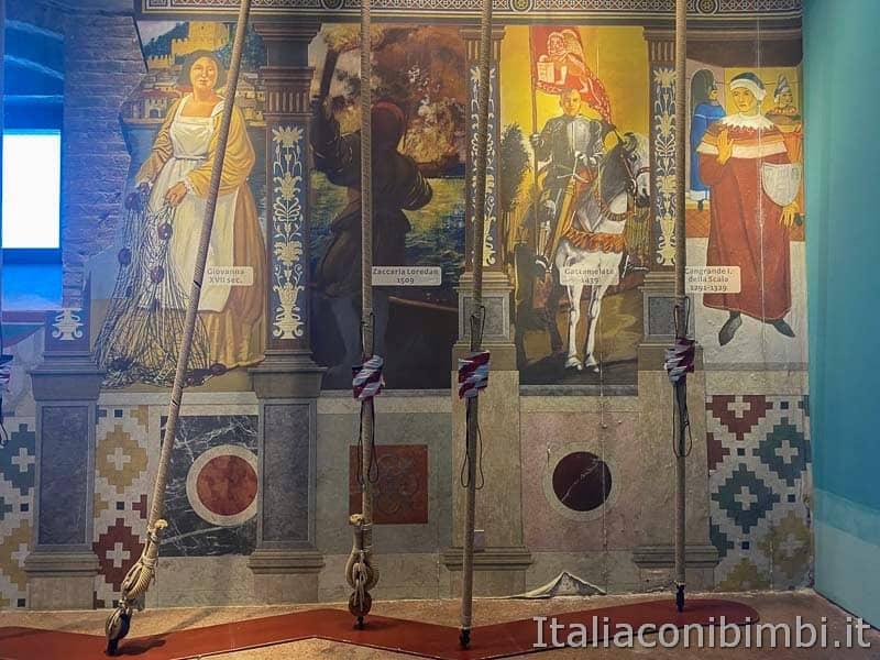 Malcesine - museo delle galee veneziane