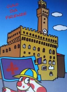 La Pimpa va a Firenze