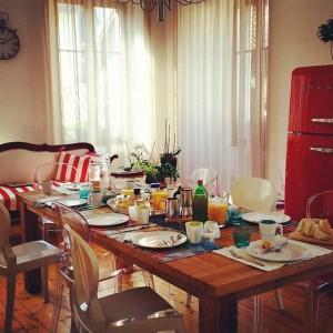 colazione Al Cavour 34 b&b a Trento